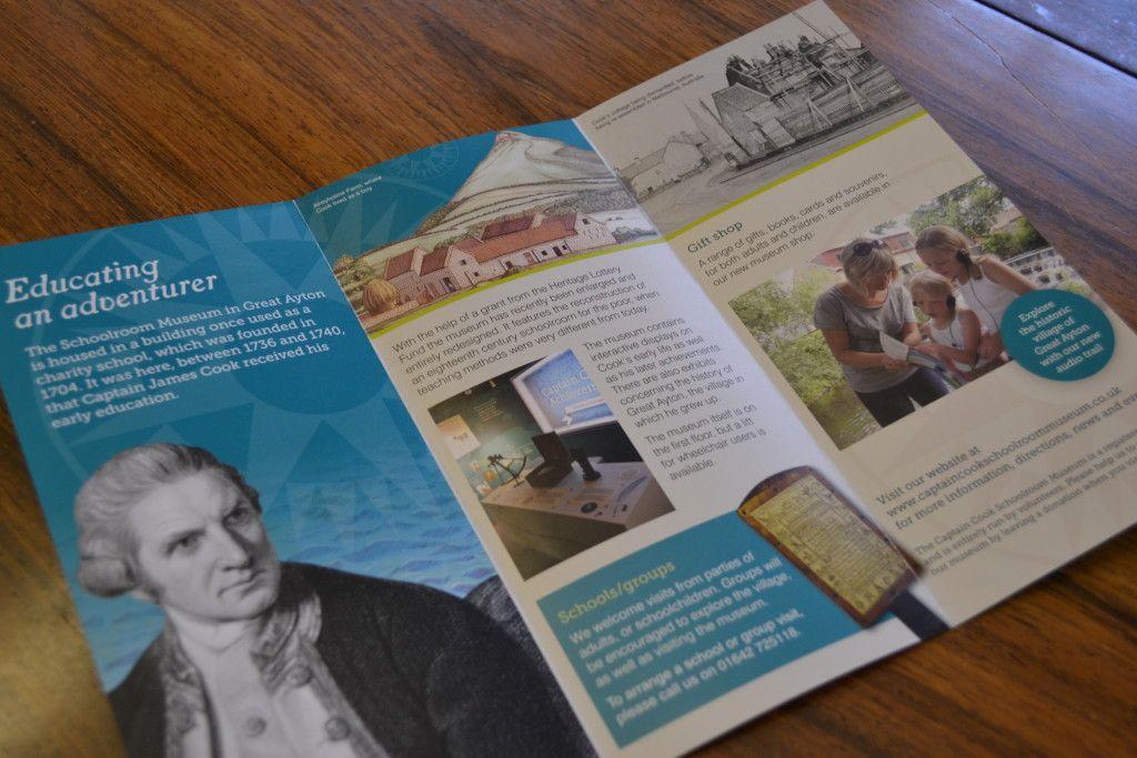 Visitor leaflet