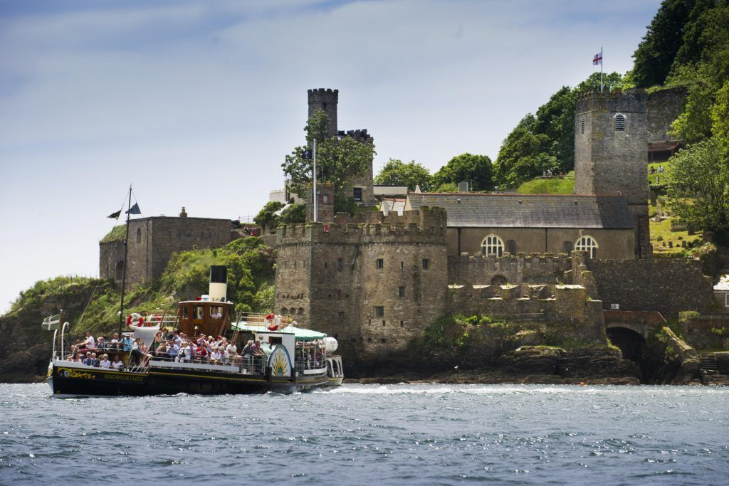 Photograph by Emily Whitfield-Wicks Pirates and Privateers - Dartmouth Castle.