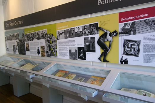 The Wiener Library temporary exhibitions