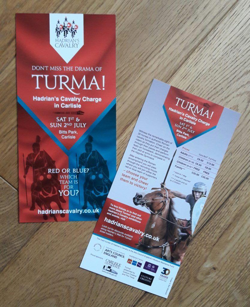 Turma leaflet