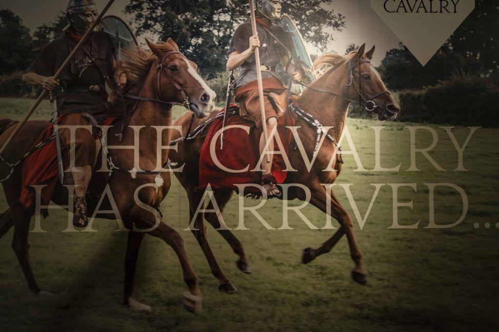 Hadrians cavalry