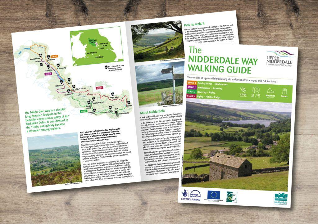 Nidderdale Way walking guide