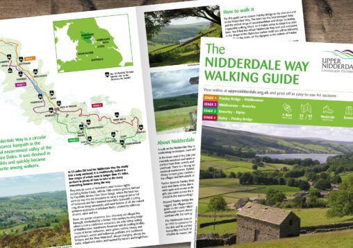 The Nidderdale Way walking guide