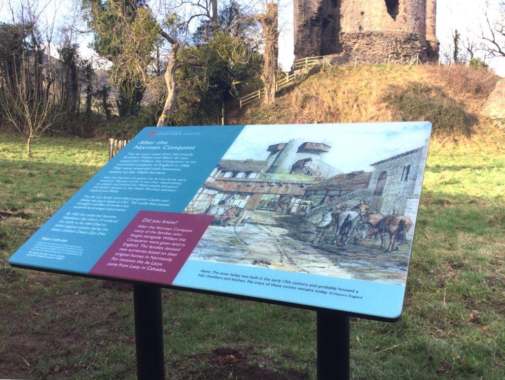 English Heritage Free Sites