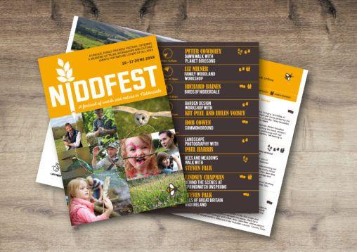 Niddfest Programme